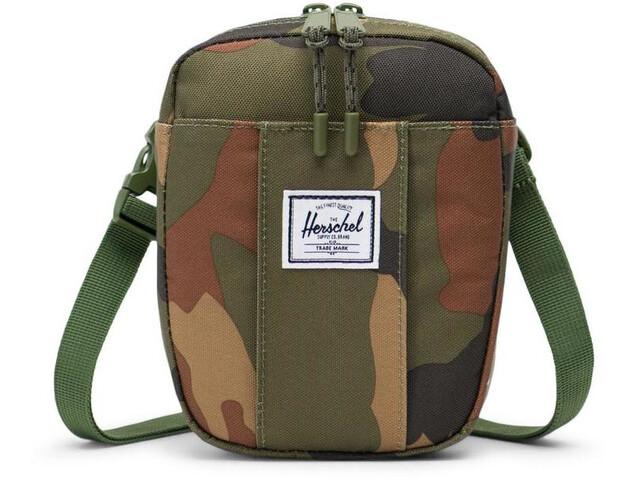 Herschel Cruz Crossbody Bag woodland camo